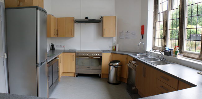 Our new kitchen has full commercial quality appliances for self catering & for Outside Caterers